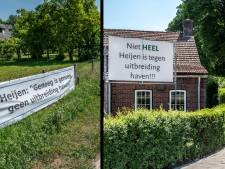 'Overweldigend' veel Heijenaren tegen uitbreiding haven, blijkt uit 'gekleurde' enquête