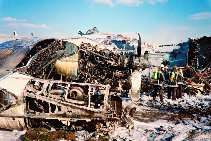 Op 15 juli 1996 stortte een Belgische militaire Hercules neer op Eindhoven Airport.