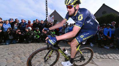 """Durbridge wil met """"beste conditie in jaren"""" lijn doortrekken in Ronde van Vlaanderen"""