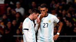 """Matías Suárez: afgeschreven in België, nu naast Messi: """"Vol genoten, ondanks verlies"""""""