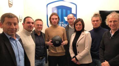 Racing Genk verlengt contract van Vandevoordt tot 2023