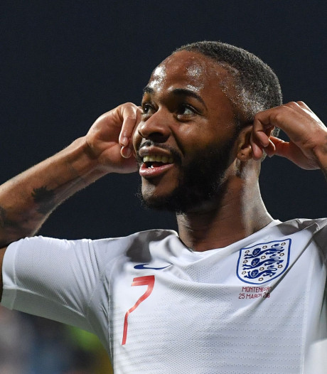 Southgate eist actie van UEFA na racistische leuzen