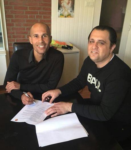Arnold Marshall nieuwe trainer FC Aramea