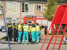 Brandweer rukt met groot materieel uit vanwege woningbrand in Utrecht