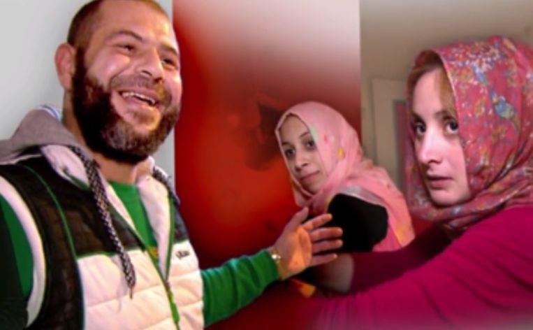 Ahmad stelt zijn twee echtgenotes voor