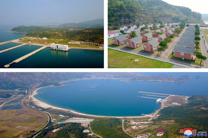 Ondanks de faciliteiten is het gebied moeilijk bereikbaar voor andere toeristen dan die uit Zuid-Korea.
