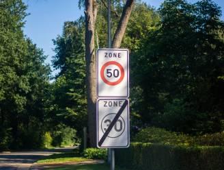 Binnenkort krijg je GAS-boete als je te snel rijdt in zones 30 en 50