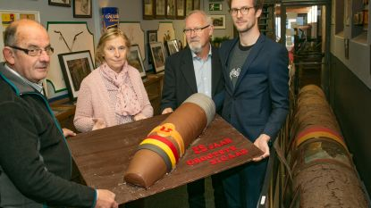Pijp- en Tabaksmuseum viert 25ste verjaardag grootste sigaar ter wereld