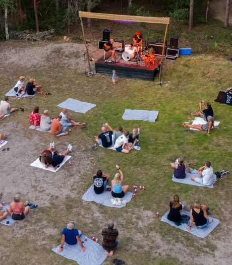 Succesvolle avond in Ermelo tijdens campingtour Paceshifters