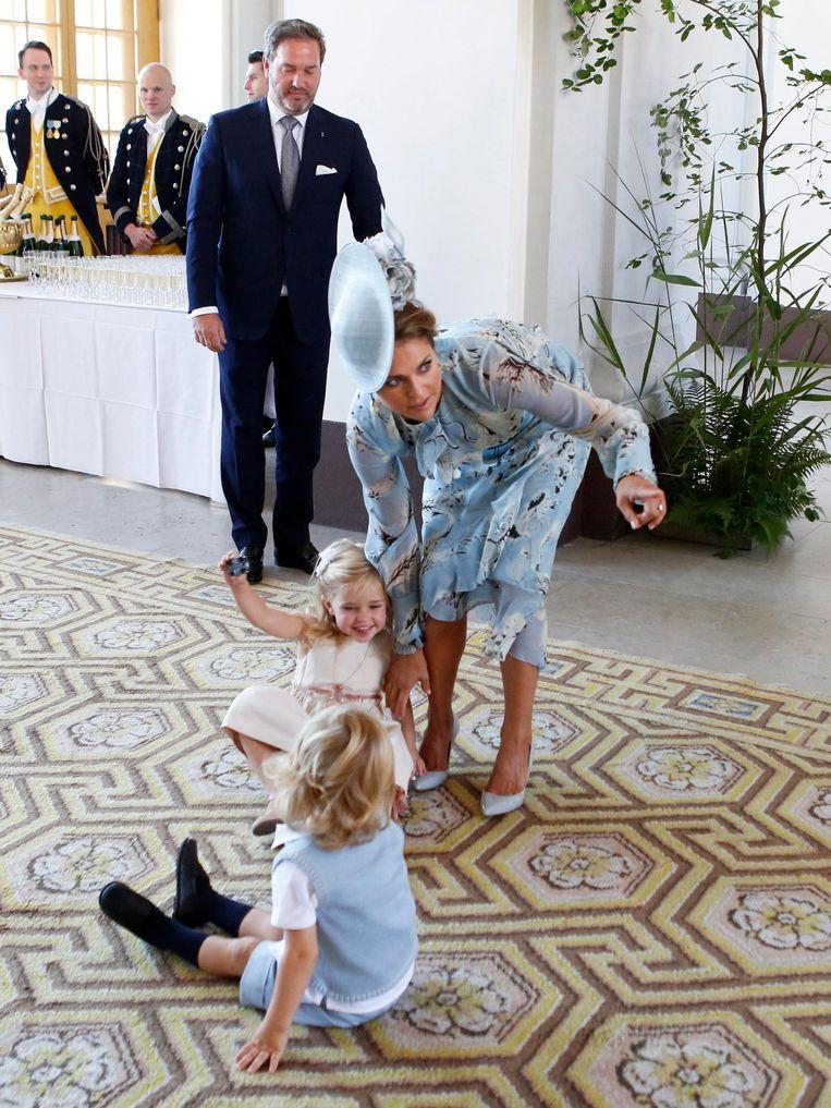 Ontwortelt Prinses Madeleine Alweer Haar Gezin Zweedse
