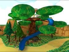 Freek Teunen laat zieke kinderen in een virtuele speeltuin tóch buitenspelen