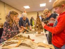 Kinderen in Wemeldinge zijn gek op kunst; Art 4 Kids groeit gestaag
