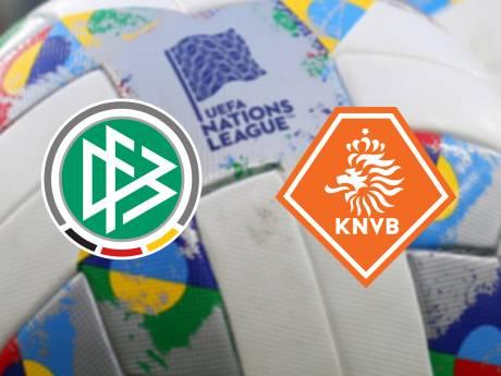 LIVE | Sané verdubbelt Duitse voorsprong na twintig minuten