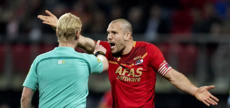 Ron Vlaar kan spelen tegen Heracles na seponeren rode kaart