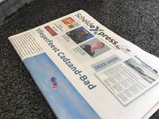 ScheldeXpress gaat op in Zeeuws-Vlaams Advertentieblad