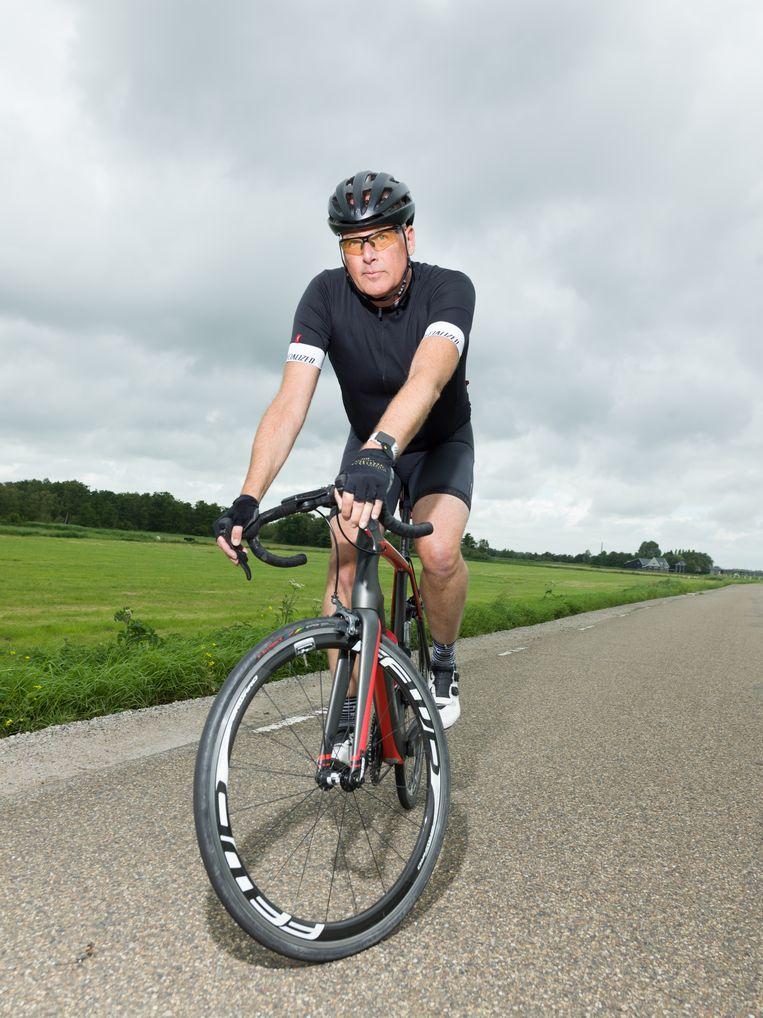 Frank Noort (55). Beeld Ivo van der Bent