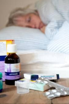 Al weer zeven weken griepepidemie, maar toch minder heftig dan vorig jaar