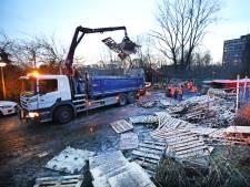 Vernielingen door vandalen zorgen voor dure jaarwisseling in Vlaardingen