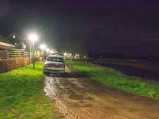 Inbrekers gingen in Giethoorn met kruiwagen en kluis aan de haal, één verdachte nog voortvluchtig
