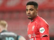 Wissel topscorer Danilo symbolisch voor verloren avond FC Twente