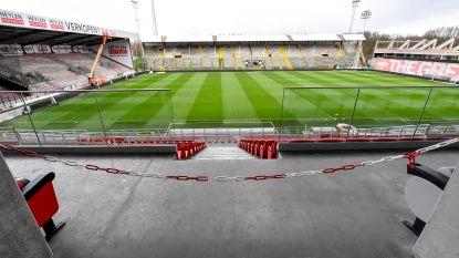 Clubs houden hun hart vast: voetbalmatch organiseren wordt verlieslatend