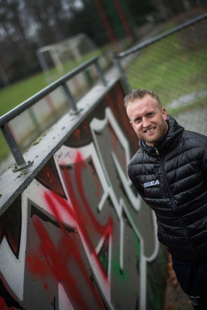 Nijmegen 27/02/2020 Rutger Worm NEC voetbal iov Gelderlander foto Raphael Drent