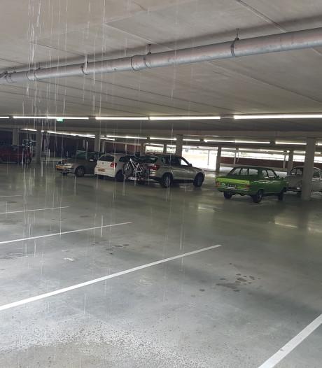 Nu ook scheurvorming parkeerdek Buitenhaven onderzocht
