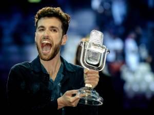 Les Pays-Bas remportent l'Eurovision
