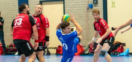 Gunstige loting voor handballers van HV Huissen