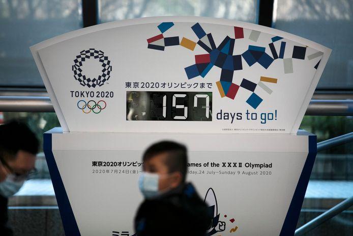 De Olympische Spelen worden dit jaar in Tokio gehouden.