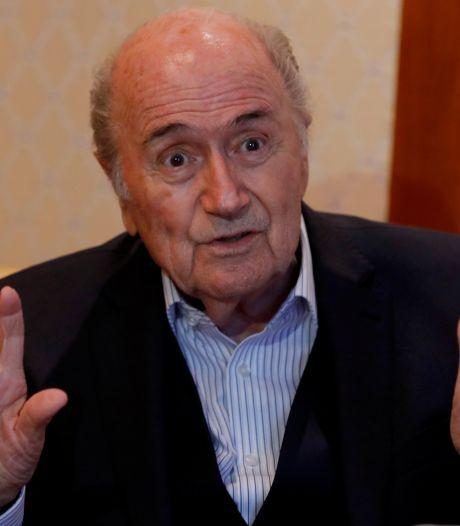 FIFA wil dat onderzoek naar Blatter wordt voortgezet