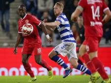 De Graafschap morst ook punten tegen Almere City FC