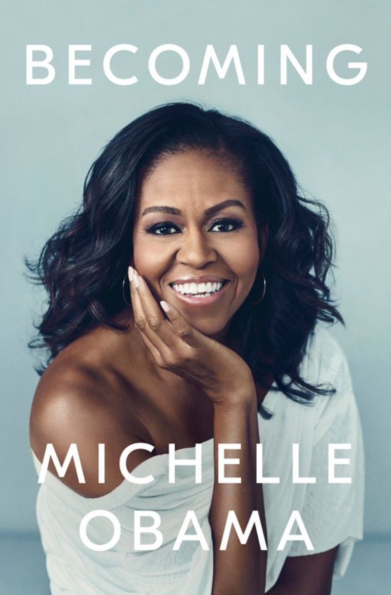 Michelle Obama; Becoming Beeld null