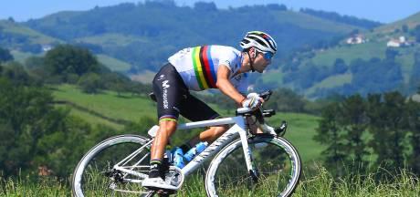 De deelnemerslijst van de Ronde van Spanje