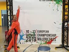 Maud uit Vroomshoop Nederlands kampioen twirlen
