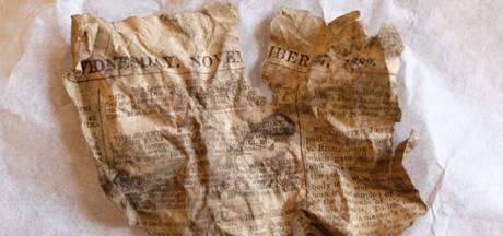Bijzondere vondsten onder vloer van Buckingham Palace