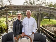 Kookboek 'De varende chef' van Martin Kruithof van De Lindenhof uit Giethoorn