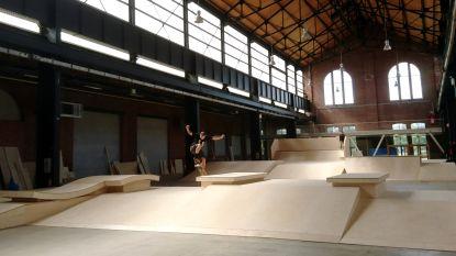 Park Spoor Noord is nieuwe locatie voor Antwerp Skate Contest