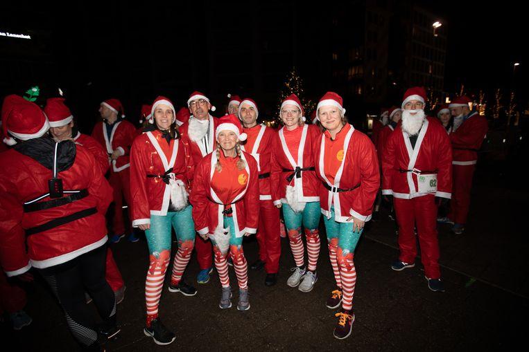 Santa run Hasselt