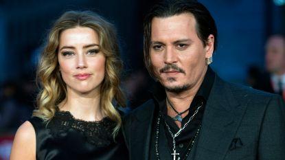 """""""Zijn persoonlijkheid die bovenkwam als hij me sloeg noemden we het monster"""": Ex Amber Heard was doodsbang voor Johnny Depp"""