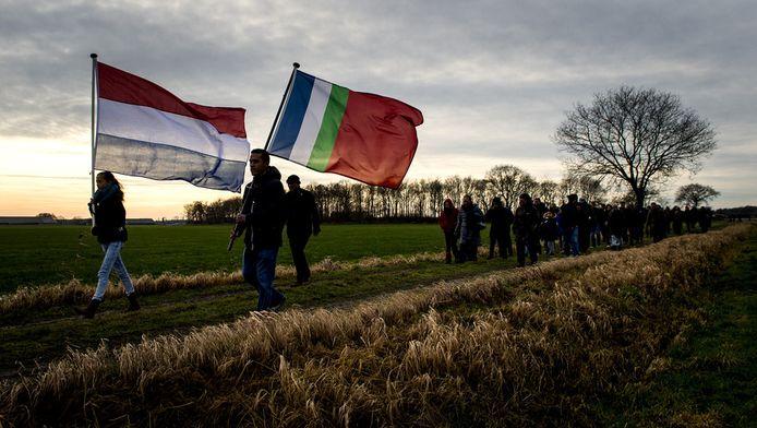 In januari dit jaar werd de kaping bij De Punt herdacht op de plek waar hij plaatsvond.