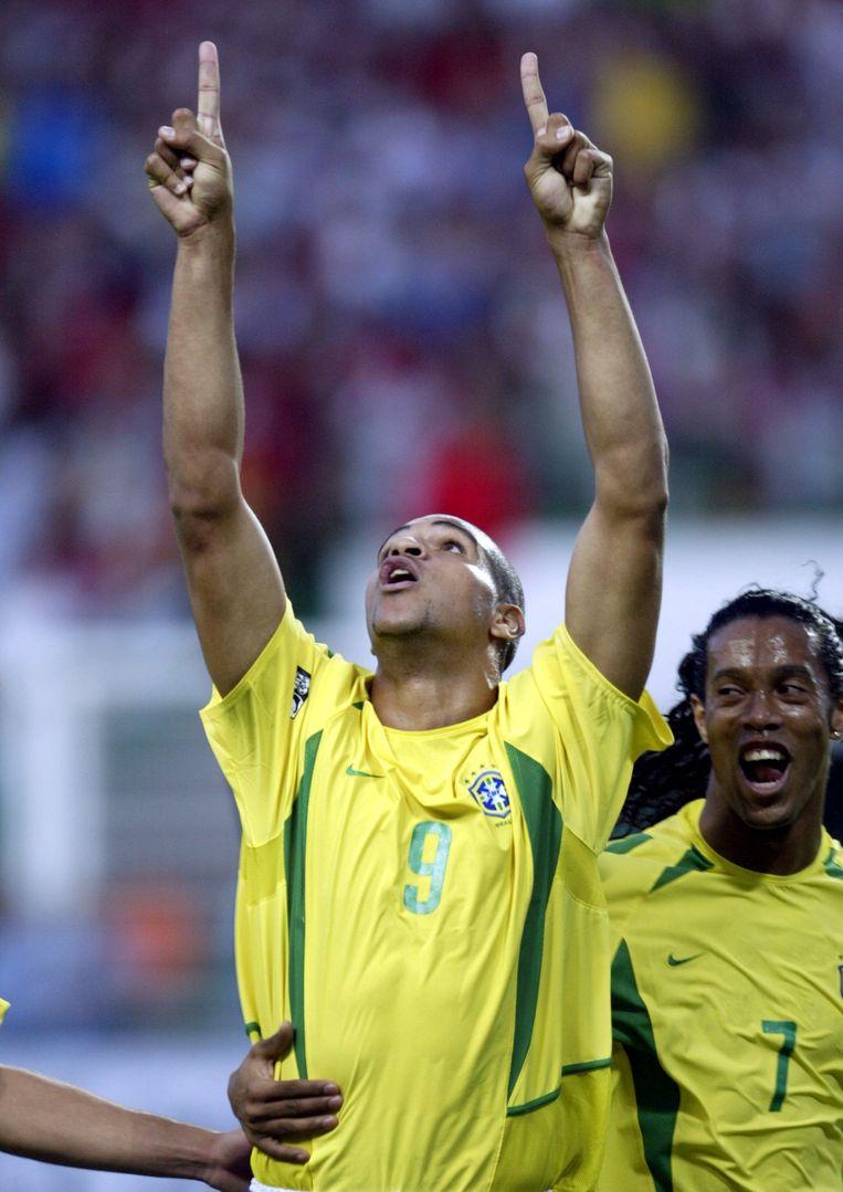 Adriano vormde op het WK 2006 samen met Ronaldinho, Kaka en Ronaldo een 'magisch kwartet', maar in Duitsland struikelde Brazilië in de kwartfinale over Frankrijk.