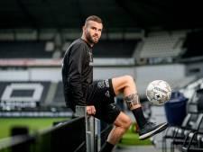 Rai Vloet over zijn clubs: 'Dat ik niet slaagde bij PSV, blijft nog altijd hangen'