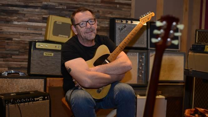 """Joris Longin (56) lanceert debuutsingle: """"Na jaren roken en whisky drinken kan je je al iets voorstellen bij mijn stemtimbre (lacht)"""""""