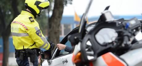 Drie rijbewijzen ingevorderd bij snelheidscontrole in Sint-Oedenrode