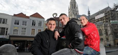 Oud-NAC'ers floreren in binnen- en buitenland en vullen hun erelijsten