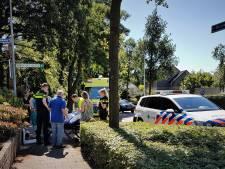 Fietsster gewond bij aanrijding op Bennekomseweg in Renkum