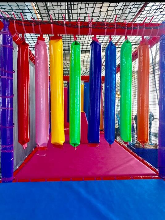 Het speelparadijs is vanaf vandaag dagelijks geopend.