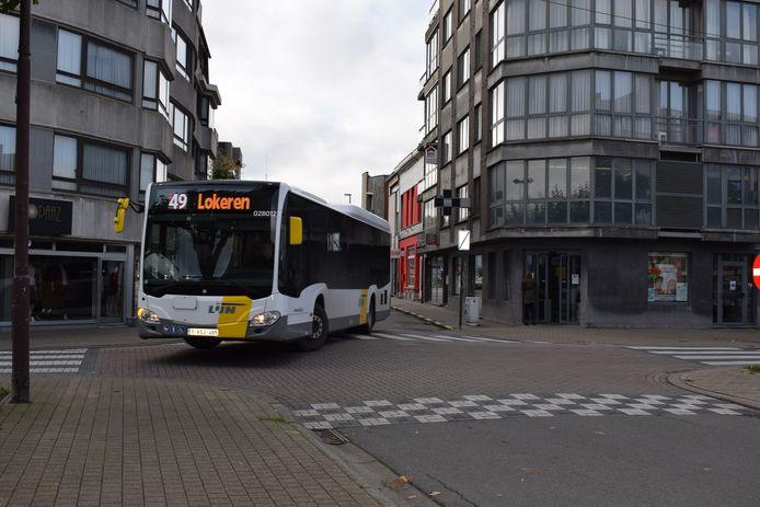 De toekomstcoalitie ziet in de toekomst liever geen bussen op de Grote Markt.