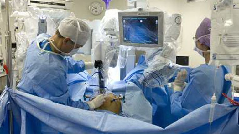 Operatie prostaatkanker. (ANP) Beeld